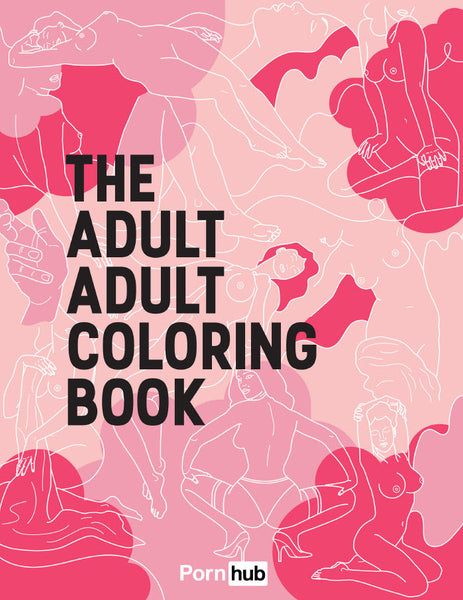 Adult Adult Coloring Book