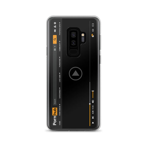 Pornhub Player Samsung Cases - Pornhub Apparel