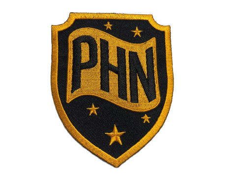 Pornhub Nation Logo Patch - Pornhub Apparel