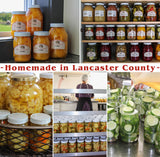 YUMMY PICKLES - 16 & 32 oz Jars Amish Homemade in Lancaster USA