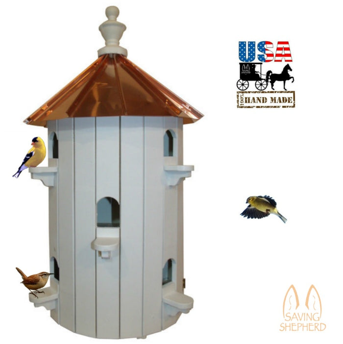 10 ROOM BIRDHOUSE CONDO - 26