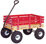 Amish Classic Wagon Handcrafted in USA Red Pink Green Blue