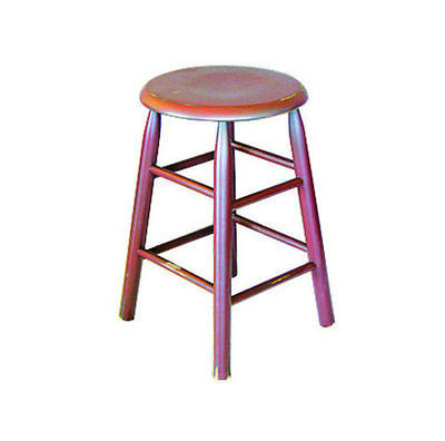 Amish Handmade Bar Stool Heirloom Furniture Made in America