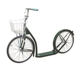 "24/20 ""BIG WHEEL"" AMISH SCOOTER - Adult Kick Bike in 4 Colors USA"