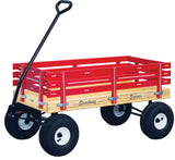 "40"" Amish Heavy Duty Classic Wagon Made in USA"
