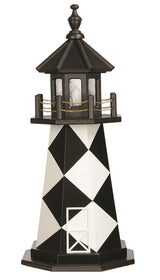 CAPE LOOKOUT LIGHTHOUSE - North Carolina Outer Banks Working Replica