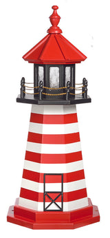 WEST QUODDY LIGHTHOUSE - Lubec Maine Working Replica