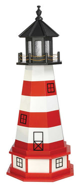 ASSATEAGUE LIGHTHOUSE - Virginia Island Working Replica in 6 Sizes