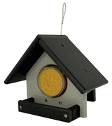 PEANUT BUTTER JAR BIRD FEEDER - Simple & Effective Recycled Poly - Amish Handmade USA