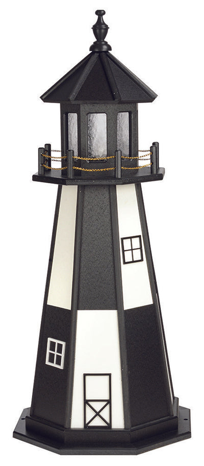 CAPE HENRY LIGHTHOUSE - Chesapeake Bay Virginia Working Replica