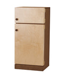 REFRIGERATOR Amish Handmade Wood Play Furniture ~ HEARTLAND NATURAL SERIES