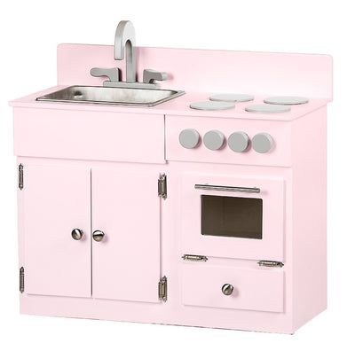 3pc CHILDREN\'S KITCHEN PLAY SET - Sink Stove Oven ...