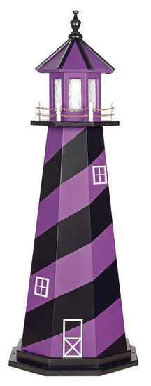 BALTIMORE RAVENS LIGHTHOUSE - Football Purple & Black Working Light