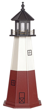 VERMILION LIGHTHOUSE - Lake Erie Ohio Working Replica