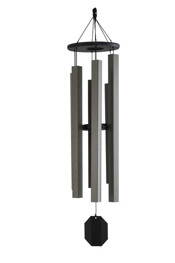 Dutch Bell Handmade Mocha Wind Chime USA