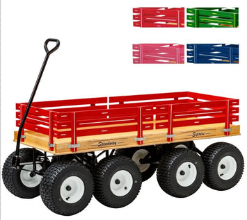 DOUBLE TANDEM WAGON - LARGE 58
