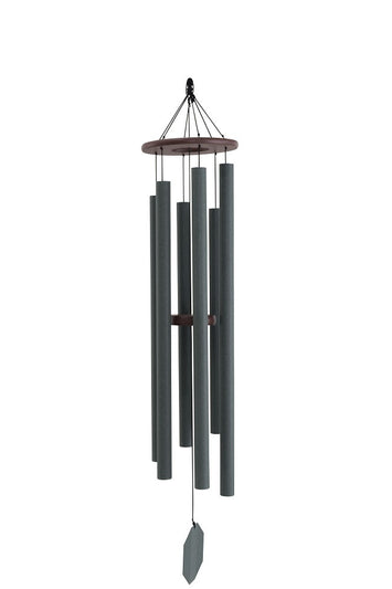 Summer Songfest 52 inch handmade Wind Chime Weathered Bronze