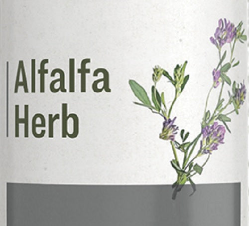 ALFALFA HERB - Bone & Blood Health Support