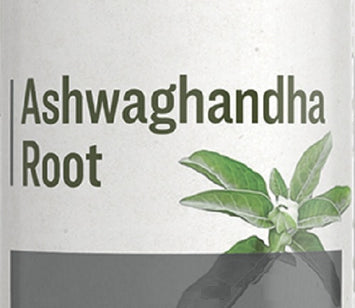 ASHWAGANDHA ROOT - Endocrine Nervous & Immune System Support