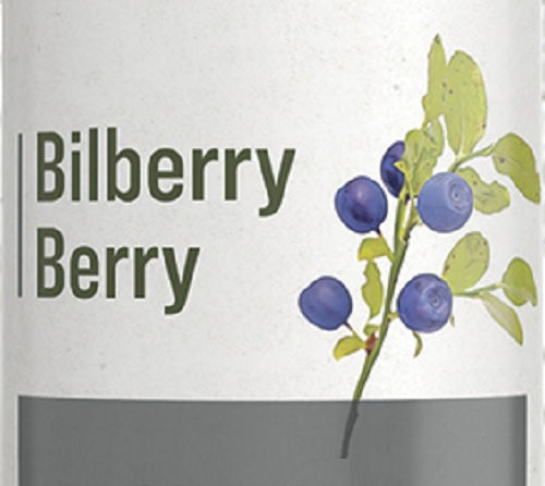 BILBERRY BERRY - Healthy Vein, Eye & Circulation Support