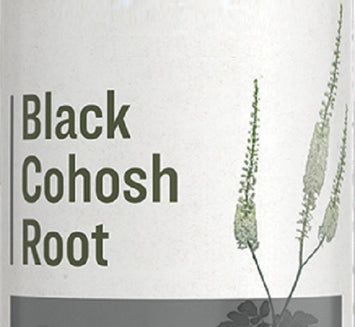 BLACK COHOSH ROOT Liquid Herbal Extract Tincture