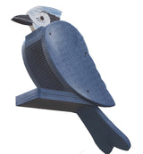 BLUE JAY BIRD FEEDER Large Handmade Blue Jays Backyard Decor