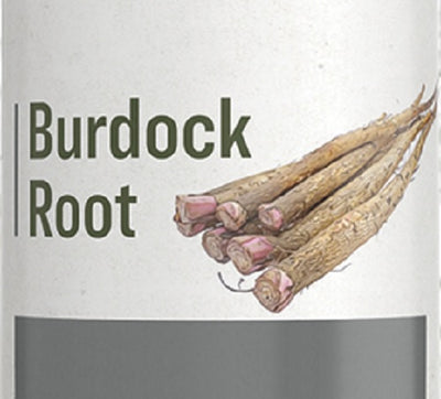 BURDOCK ROOT - Mild Cleansing Liver & Lymphatic Health Support