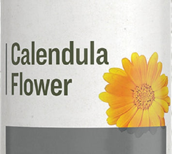 CALENDULA FLOWER - Lymph, Liver, Intestinal & Immune System Support