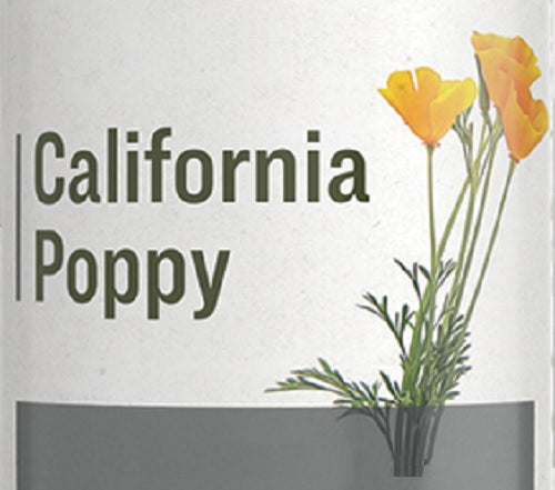 CALIFORNIA POPPY - Natural Rest & Relaxation Support