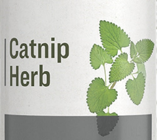 CATNIP HERB - Calming Sleep & Stress Aid