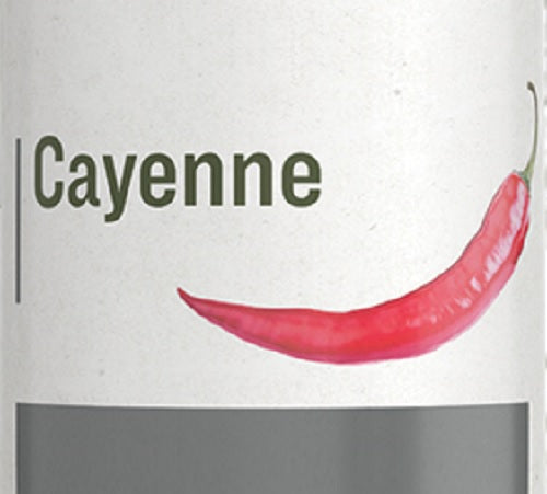 CAYENNE - Natural Circulation Support & HOT HOT HOT Seasoning