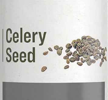 CELERY SEED - Single Herb Liquid Extract Tincture
