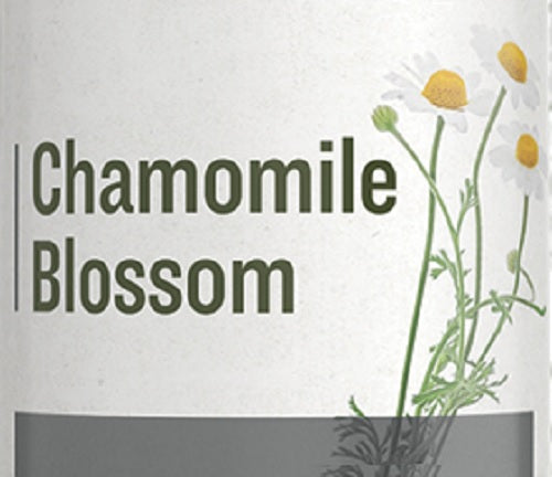 CHAMOMILE BLOSSOM - Single Herb Stress Sleep & Digestive Support