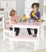 CHILDREN'S TABLE in 4 Finishes - Amish Handmade Youth Play Furniture