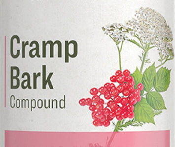 CRAMP BARK COMPOUND - Nourishing & Toning Herbal Blend For Women