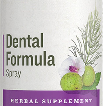 DENTAL FORMULA SPRAY - Portable Natural Herbal Healthy Teeth Support