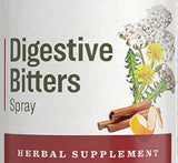 DIGESTIVE BITTERS SPRAY - 10 Herb Blend in Convenient Travel Bottle