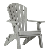 FOLDING ADIRONDACK CHAIR - 4 Season Maintenace Free in 19 Colors