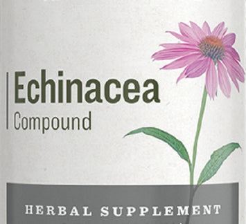 ECHINACEA COMPOUND - Full Spectrum Extract for Immune & Lymphatic System Support