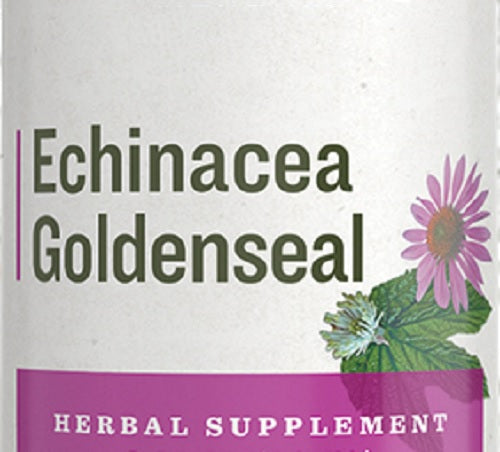 ECHINACEA GOLDENSEAL COMPOUND - 3 Herbal Blend for Immune System Support