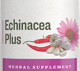ECHINACEA PLUS - Spicy Garlic & Hot Cayenne Immune System Support