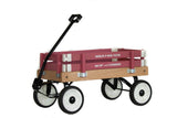 BERLIN FLYER PEE-WEE WAGON - Amish Handmade PINK Children's Wagon