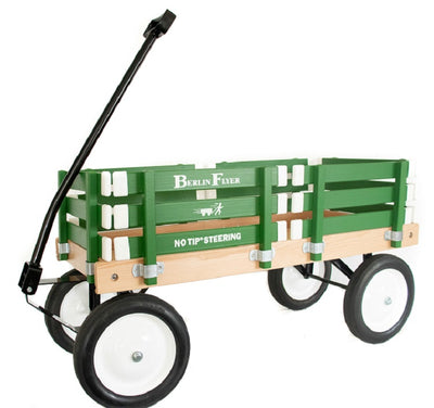 BERLIN FLYER CLASSIC WAGON - Amish Handmade in Fram Tractor Green