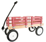 BERLIN FLYER CLASSIC WAGON - Amish Handmade in 8 Bright Hot Pink