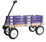 BERLIN FLYER CLASSIC WAGON - Amish Handmade in Bright Purple