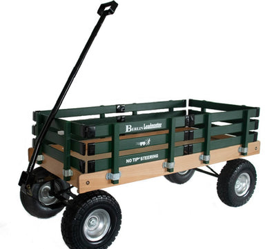 HEAVY DUTY LOADMASTER WAGON - Beach Garden Utility Cart in 8 Colors AMISH USA