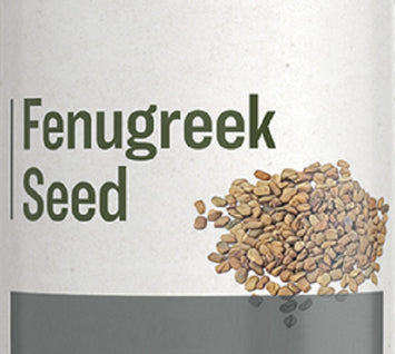 FENUGREEK SEED - Blood Sugar Balance & Digestion Support