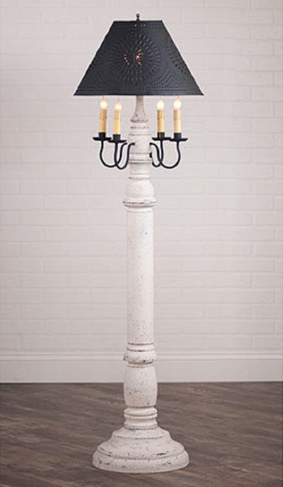 COLONIAL FLOOR LAMP ~