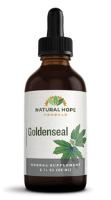 GOLDENSEAL - Natural Antibiotic, Digestion & Immune System Support