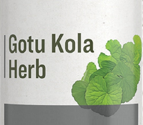 GOTU KOLA - Healthy Memory Mood & Circulation Support